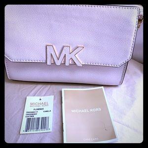 MK Vanilla Florence Crossbody bag. Barely used